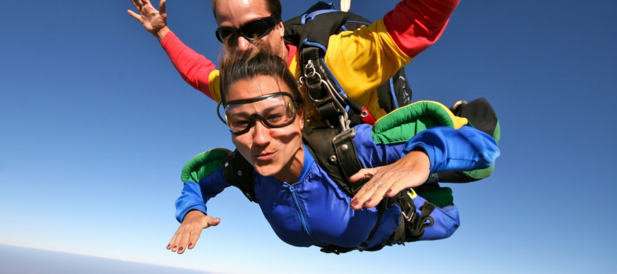 How to Mentally & Physically Prepare For Your First Parachute Jump