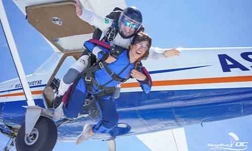 How to have the ultimate skydiving experience