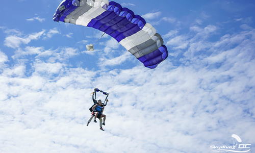 Why A Fear Of Heights Shouldn't Stop You From Skydiving