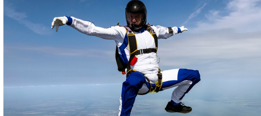 Why Do Skydivers Wear Helmets Skydive Oc