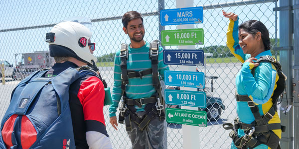 Skydiving FAQs