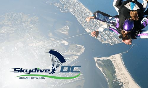 Skydiving FAQ | Ocean City Skydiving | Skydive OC