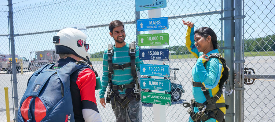 Skydiving FAQ