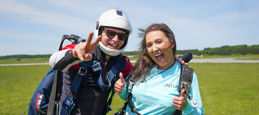 Skydiving Video and Photo Gallery